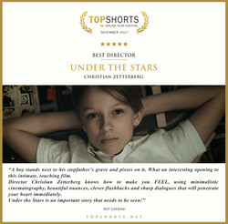 2017 12 Best Director - Under the Stars