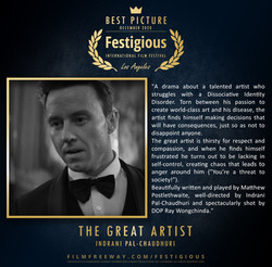 The Great Artist review