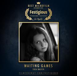 Waiting Games design