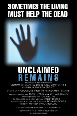 UNCLAIMED REMAINS _FORGOTTEN_