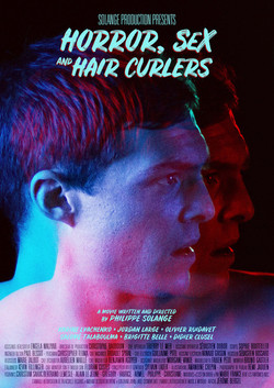 HORROR, SEX AND HAIR CURLERS Poster