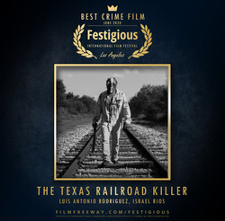 The Texas Railroad Killer design