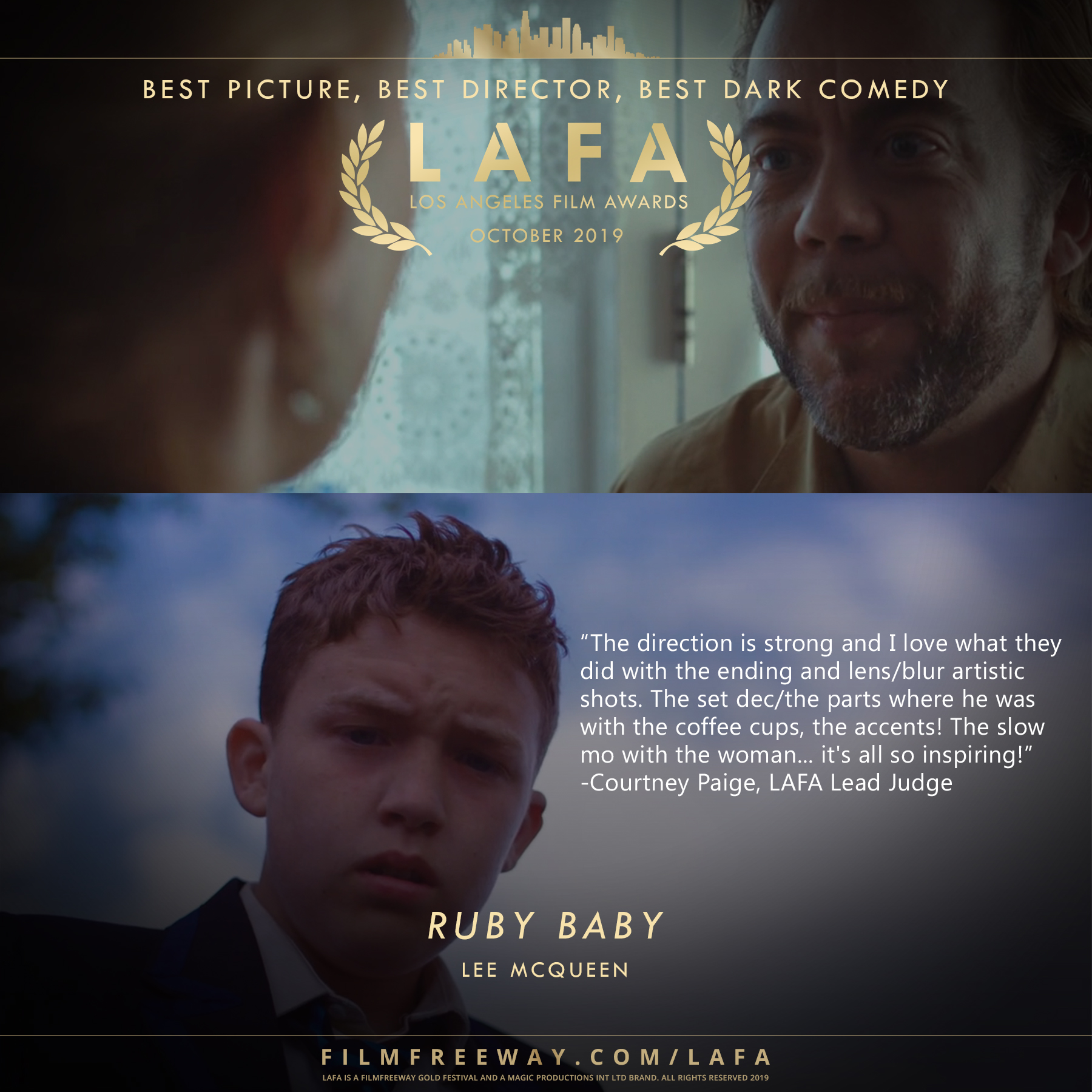 Ruby Baby review