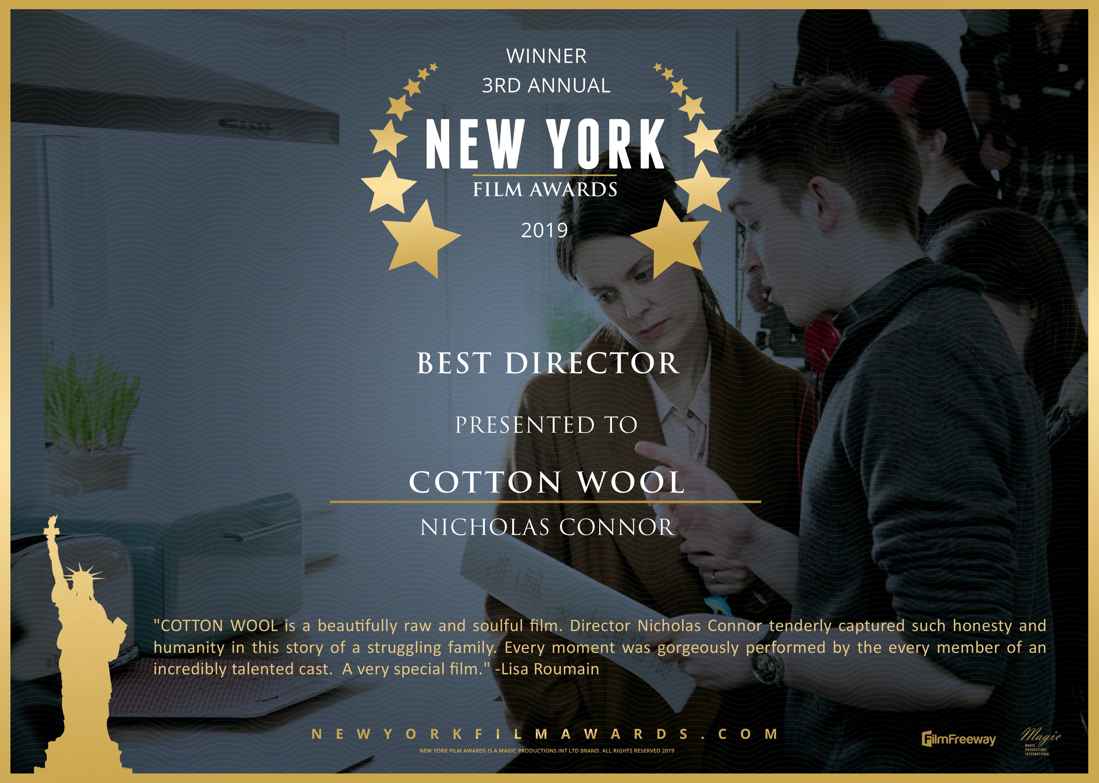 Cotton Wool 2