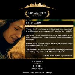 Edhel - LAFA Best Director - 2017 11