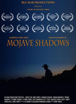 Mojave Shadows