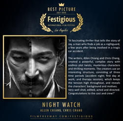 Night Watch review