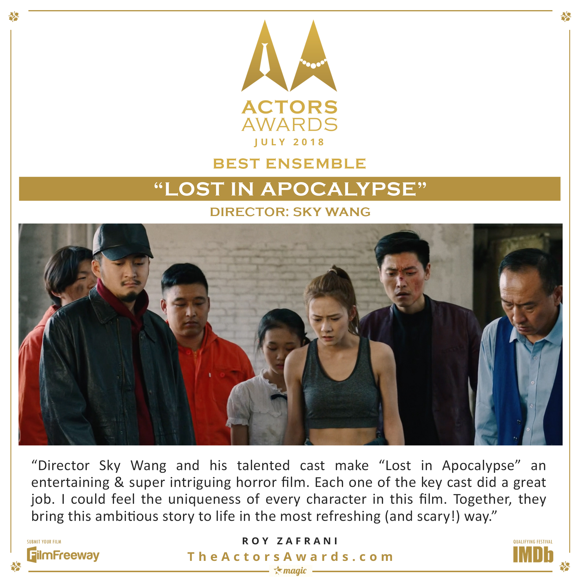 Lost In Apocalypse 2018 07 Best Ensemble