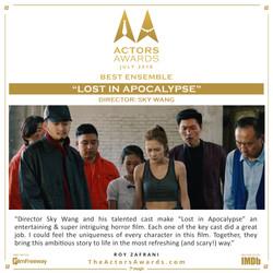 Lost In Apocalypse 2018 07 Best Ensemble