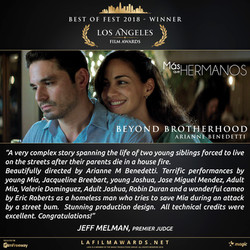 Beyond Brotherhood - Review