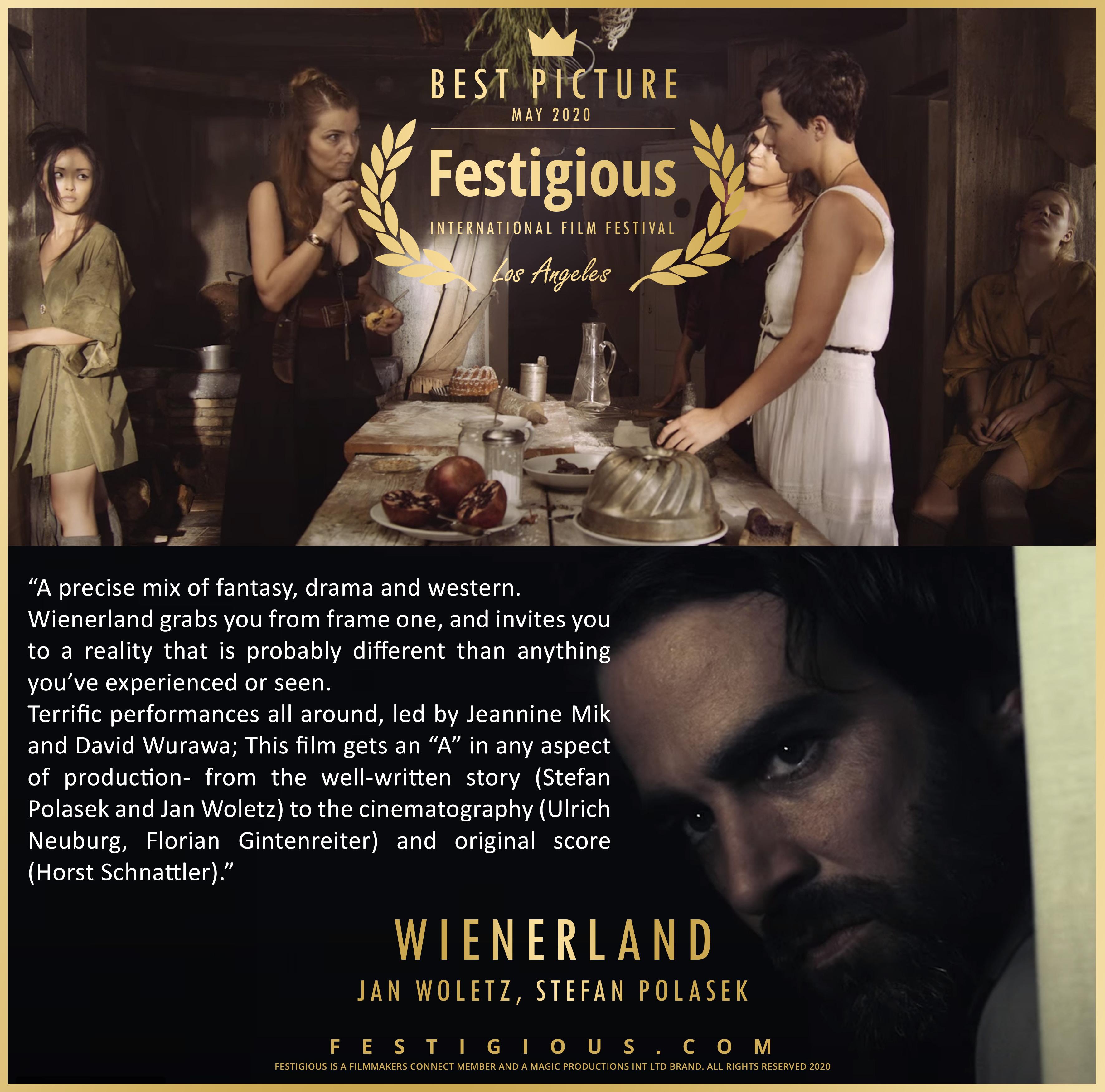 Wienerland review