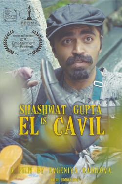 El Cavil Poster-Laurels