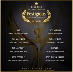 Festigious Best Duo