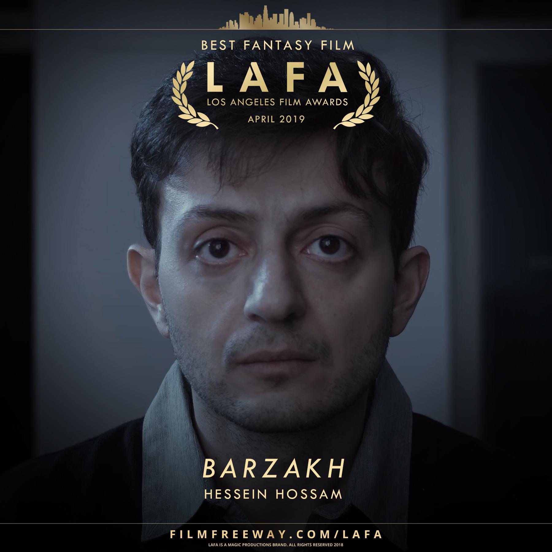 BARZAKH design