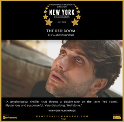 The Red Room - 2018 07 HM Director