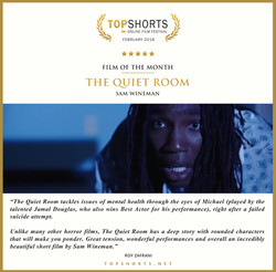 2018 02 Film of the Month - The Quiet Room