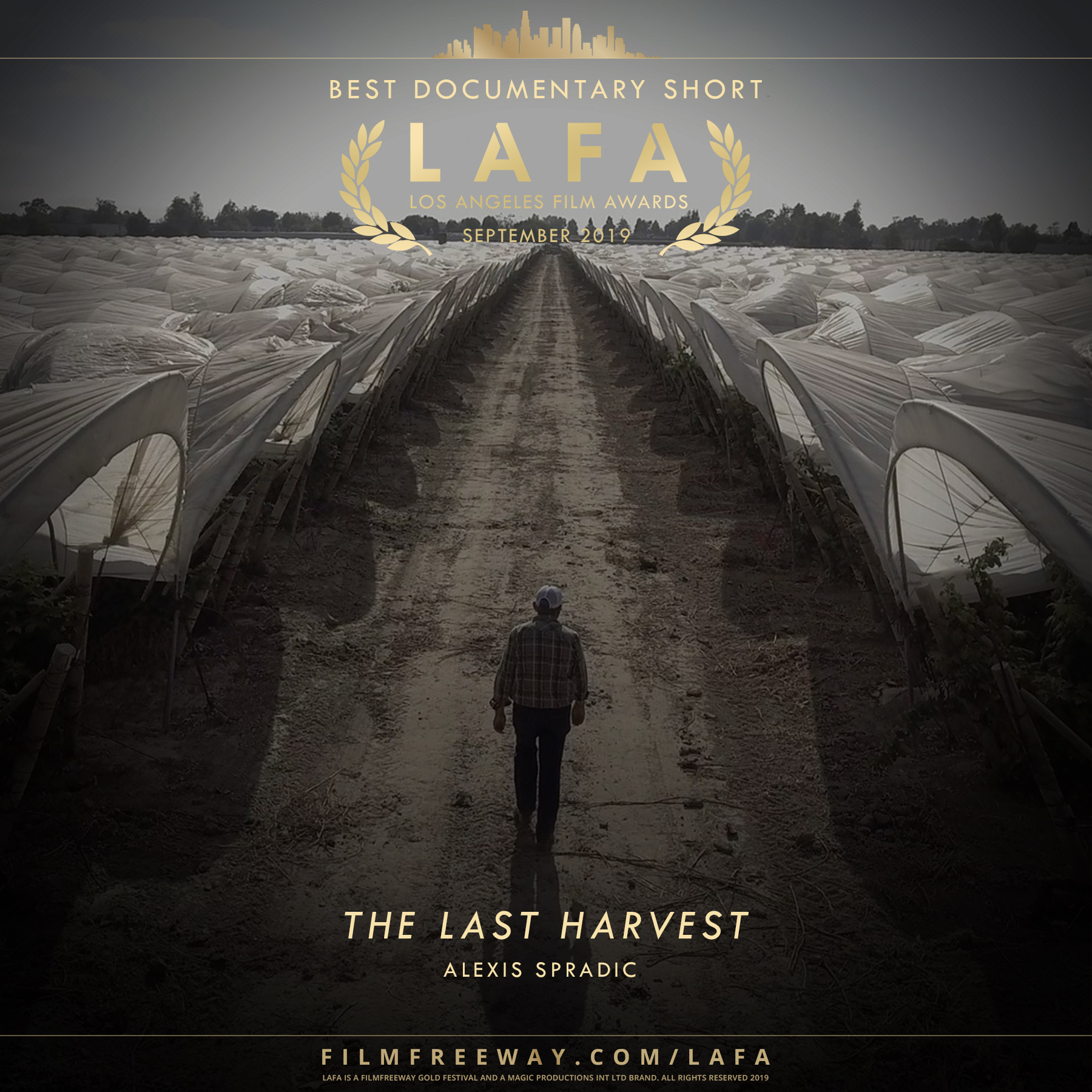 THE LAST HARVEST design