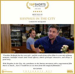 2018 06 Best Sci-Fi - Sisyphus in the City