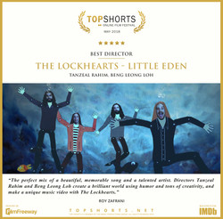 2018 05 Best Director - The Lockhearts - Little Eden