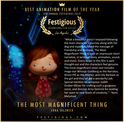 THE MOST MAGNIFICENT THING review