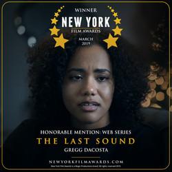 THE LAST SOUND design