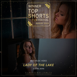 LADY OF THE LAKE design