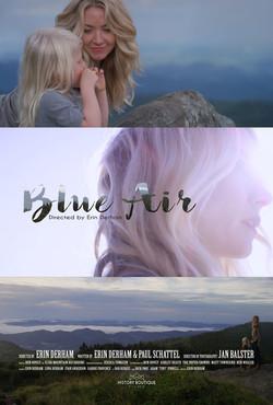 Blue Air Poster