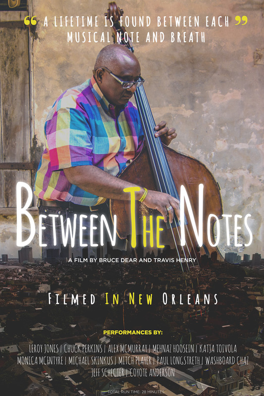 Between The Notes Poster