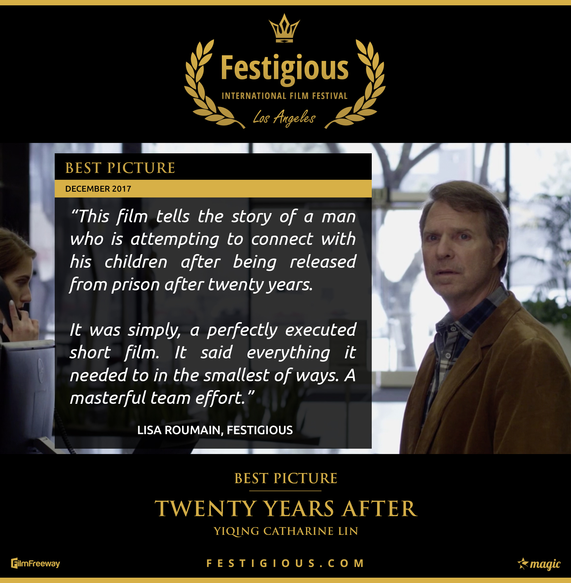 Twenty Years After - Festigious Best Picture - 2017 12