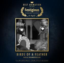 Birds Of A Feather design