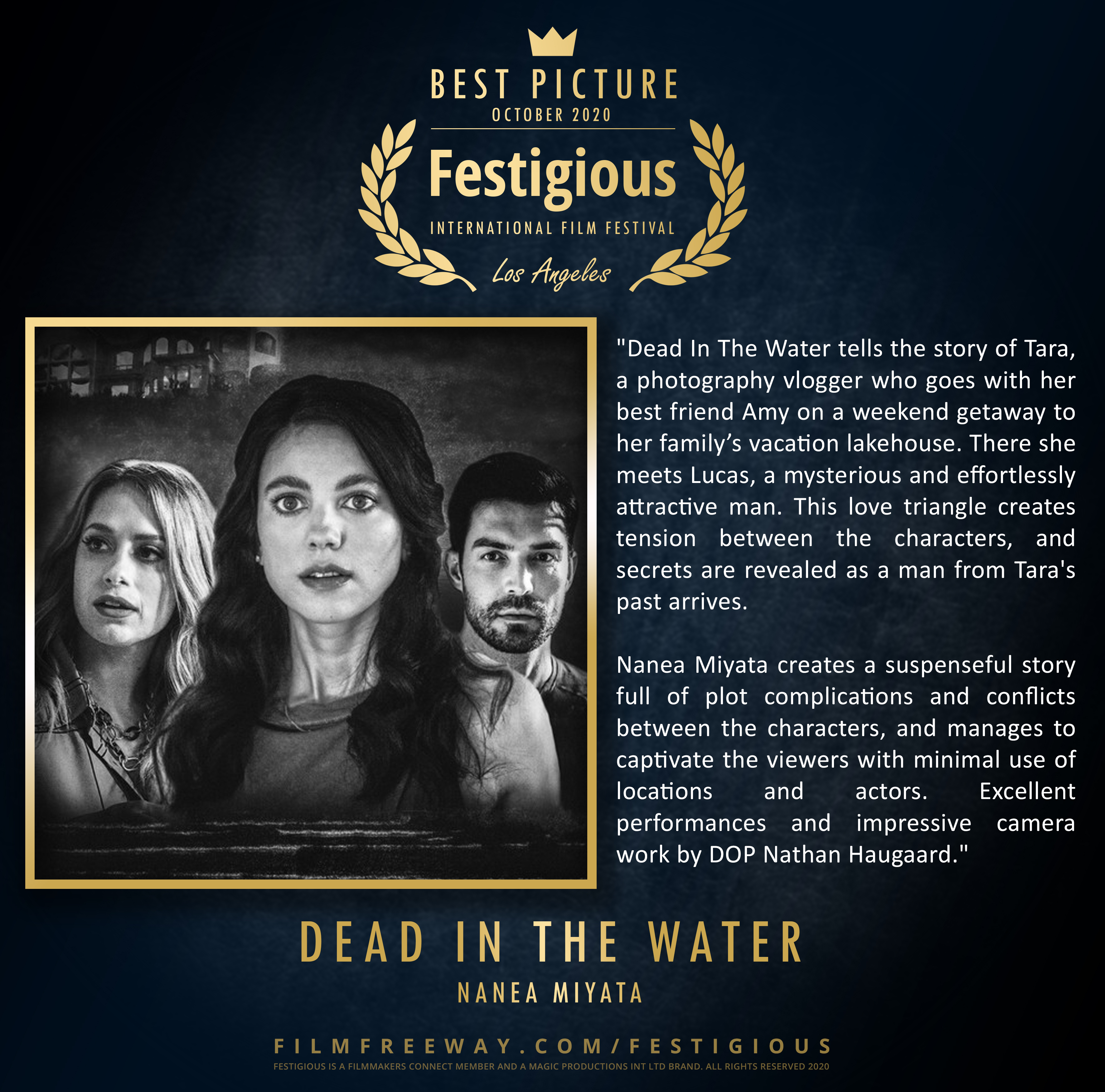 Dead In The Water review