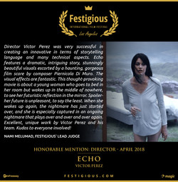 ECHO - Honorable Mention Director