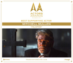 Falsified 2017 12 Best Supporting Actor