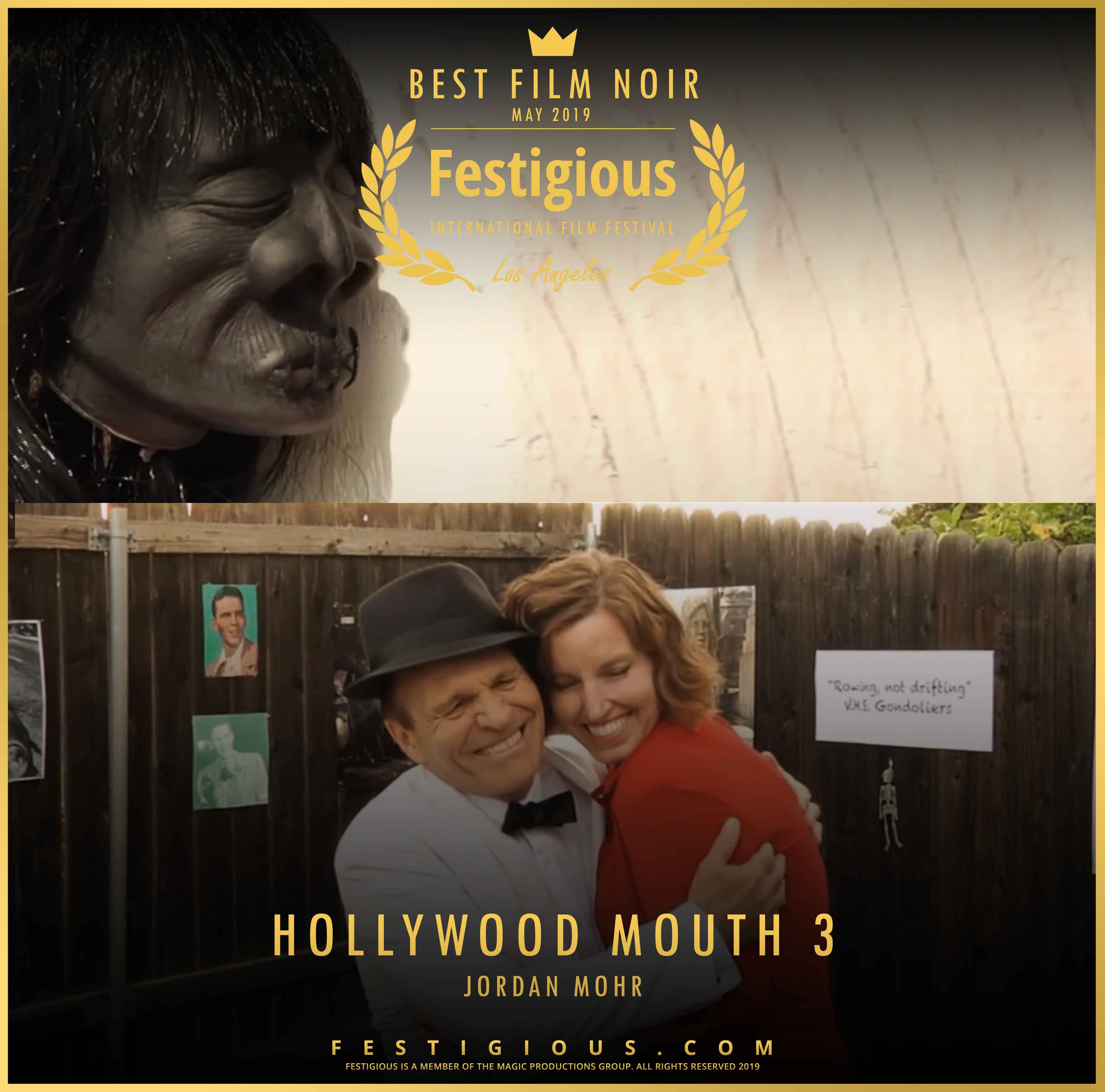 HOLLYWOOD MOUTH 3 design