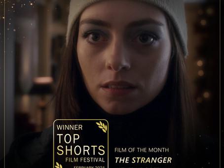 Top Shorts Winners - February 2021
