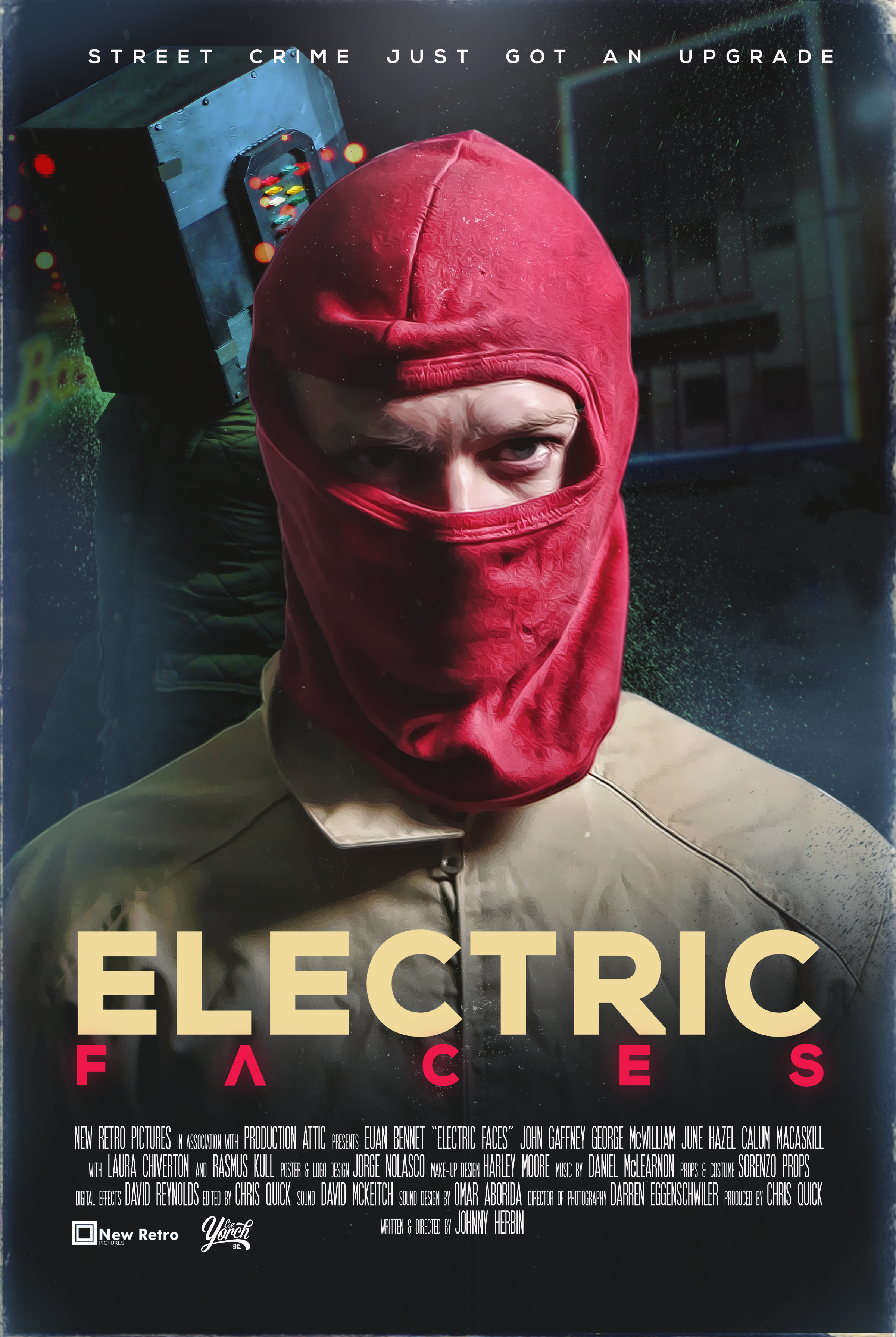 Electric Faces