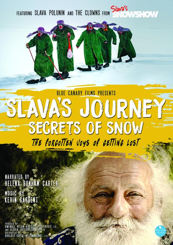 Slava's Journey
