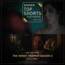 The Honey Trapper Season 2 design