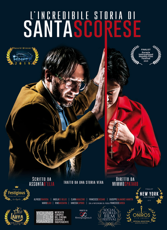 THE INCREDIBLE STORY OF SANTA SCORESE