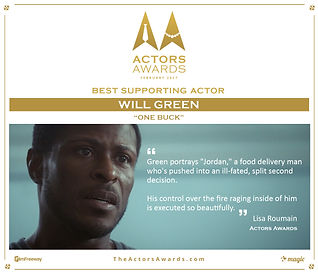 2017 02 Best Supporting Actor Actors Awards