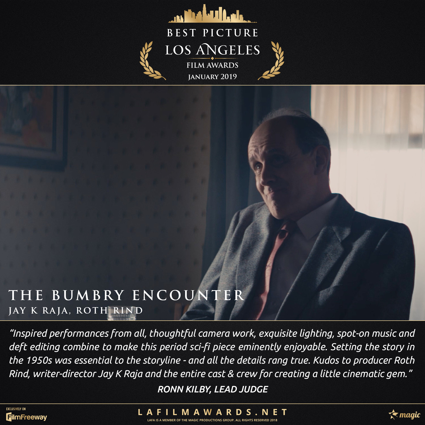 The Bumbry Encounter - Review