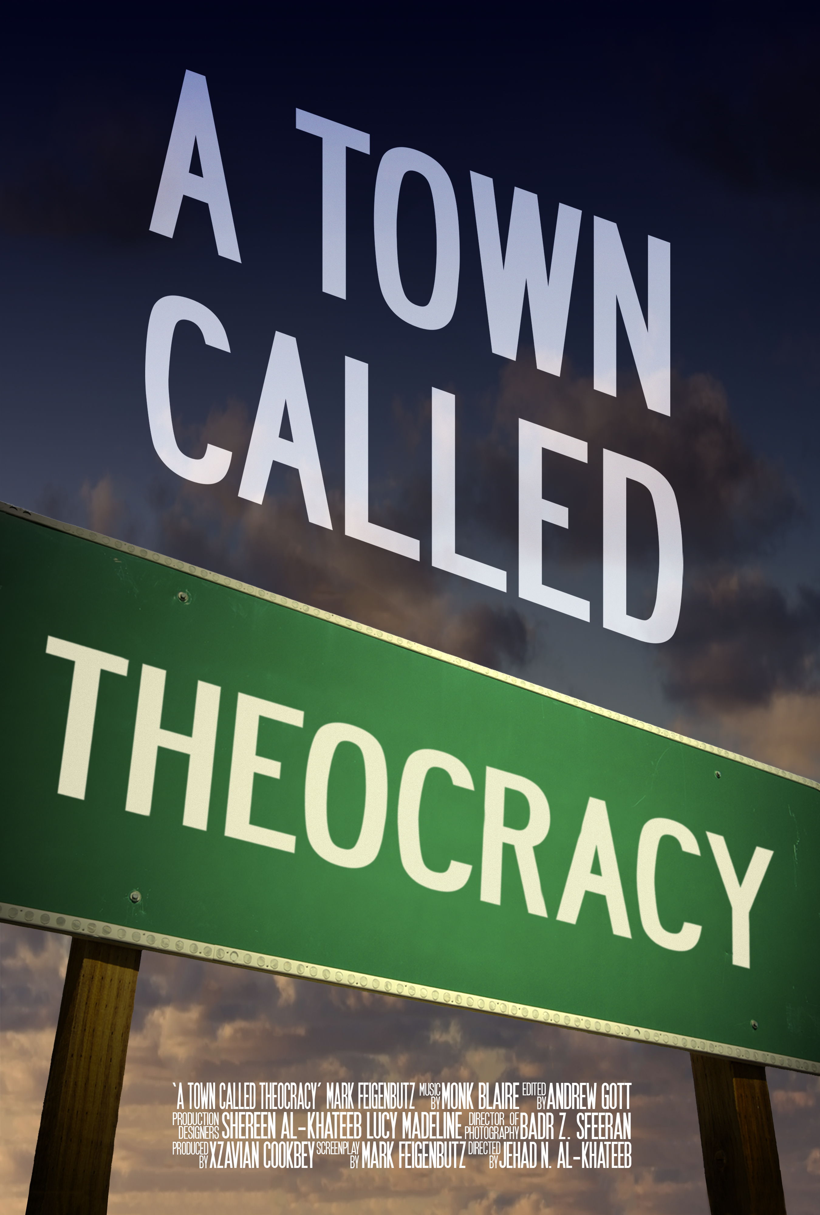 A Town Called Theocracy