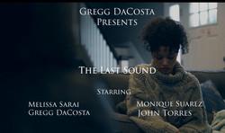 The Last Sound