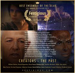 Creators - The Past review 2