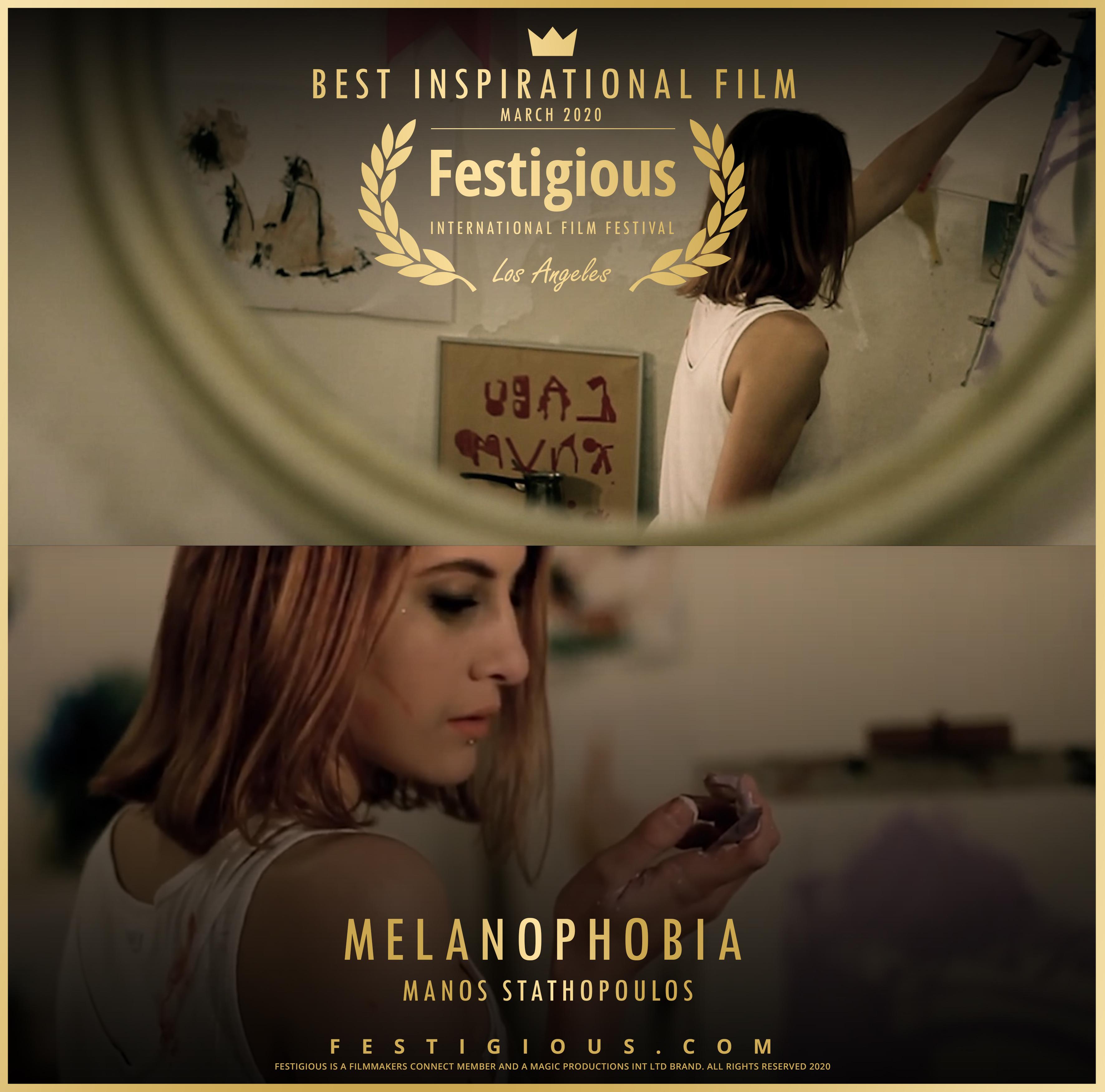 Melanophobia design