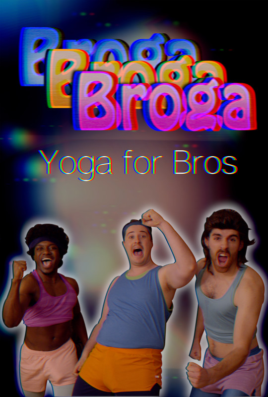 BROGA- Yoga for Bros