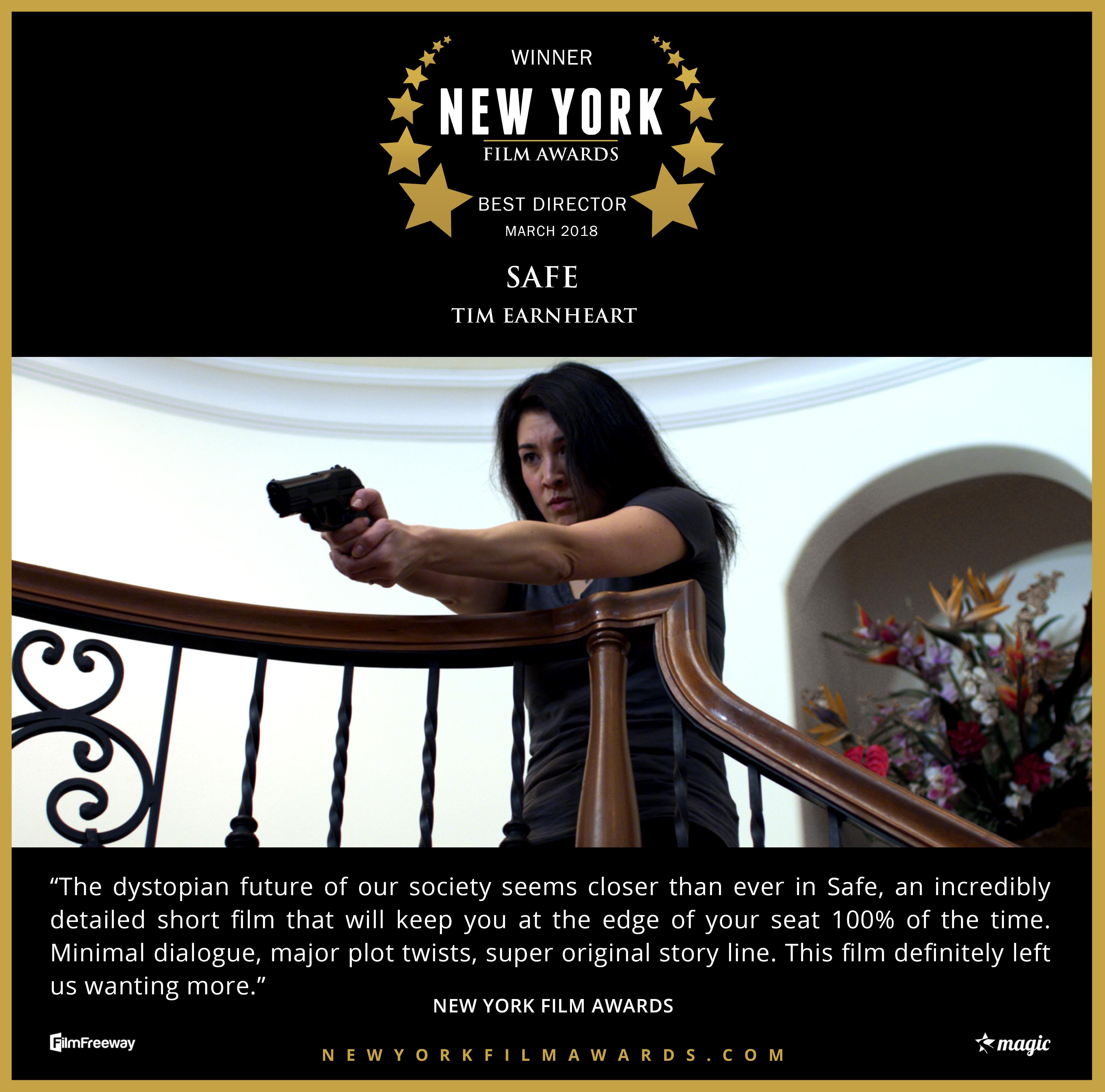 Safe - 2018 03 Best Director
