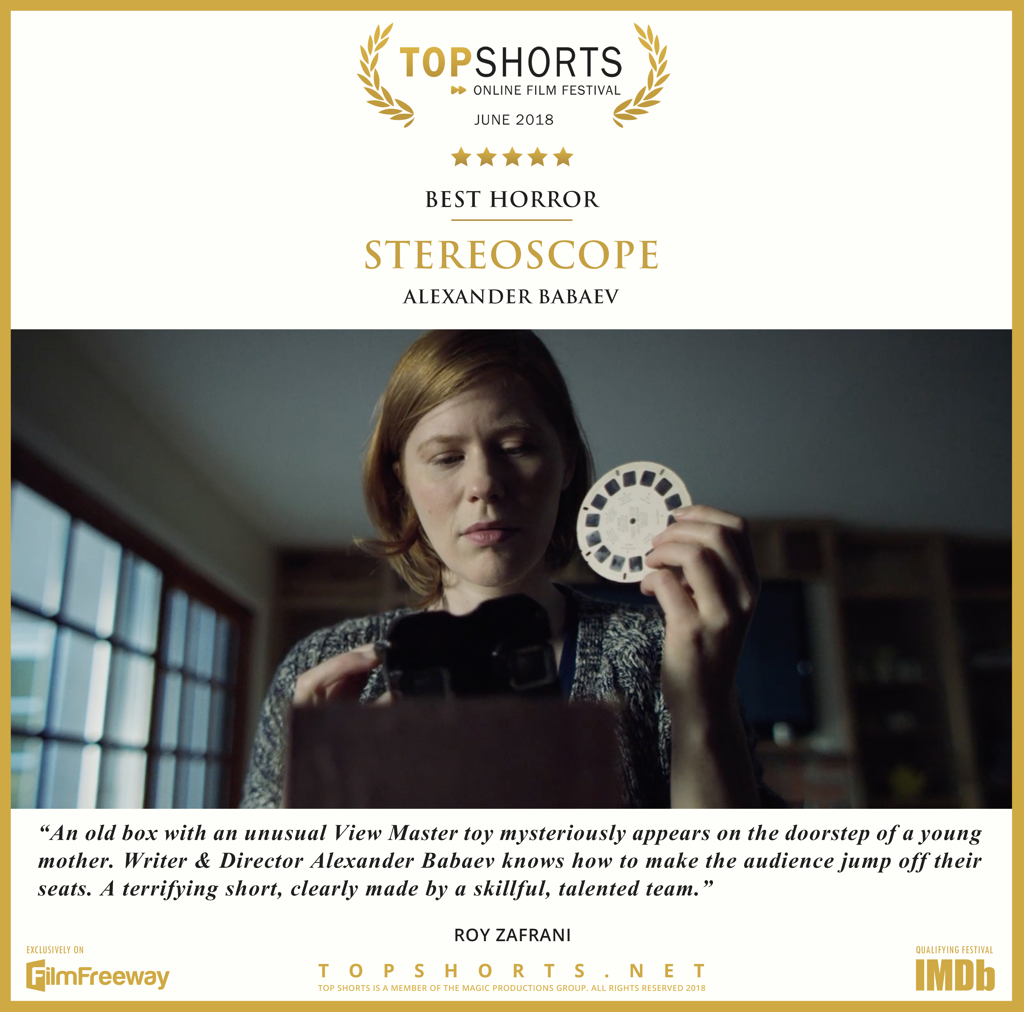 2018 06 Best Horror - Stereoscope
