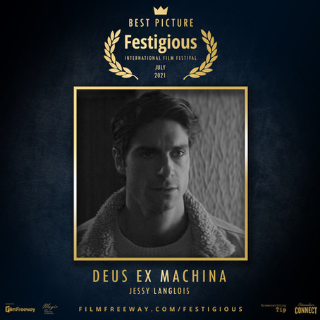 Festigious Winners - July 2021