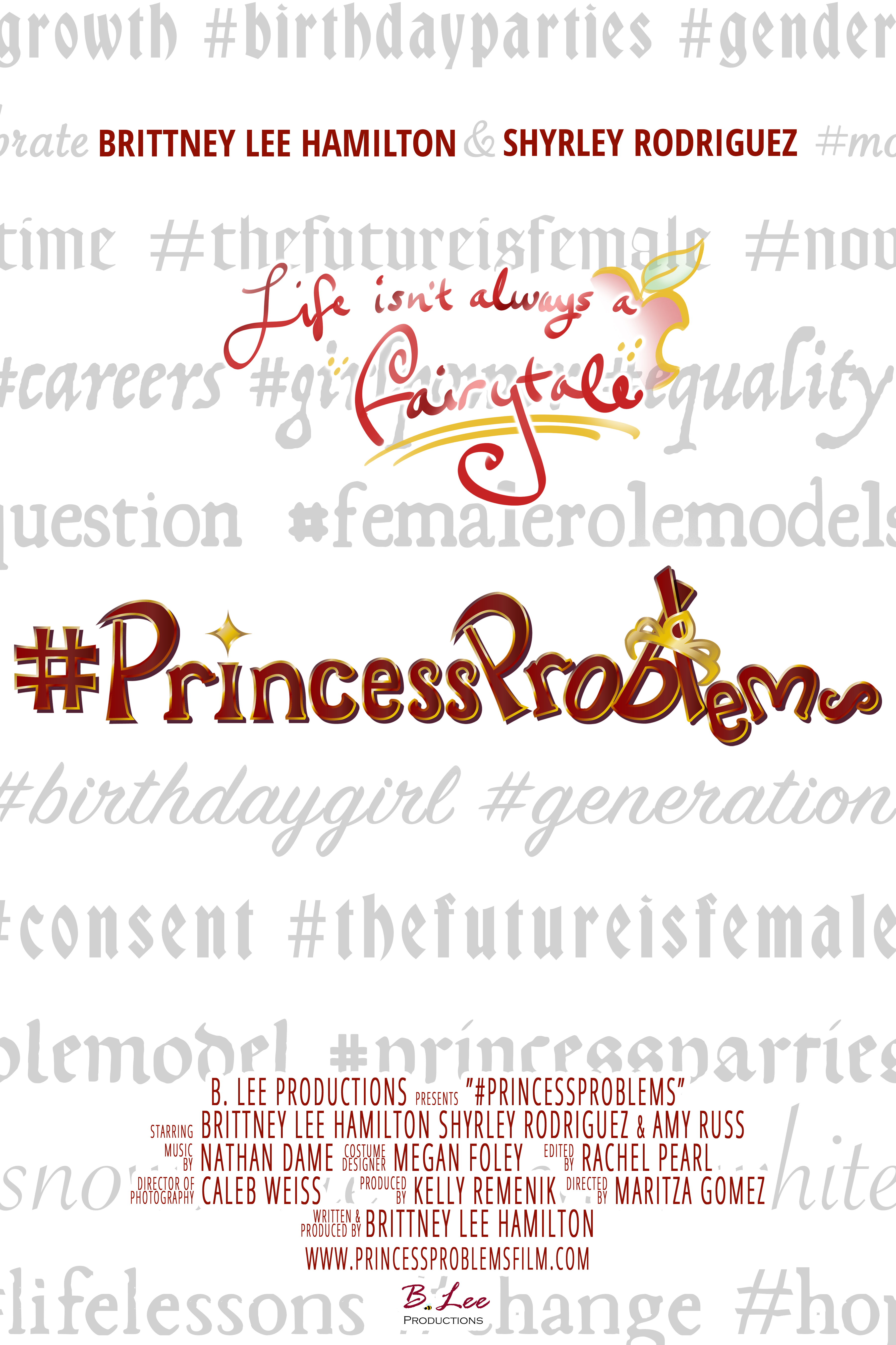 #PrincessProblems